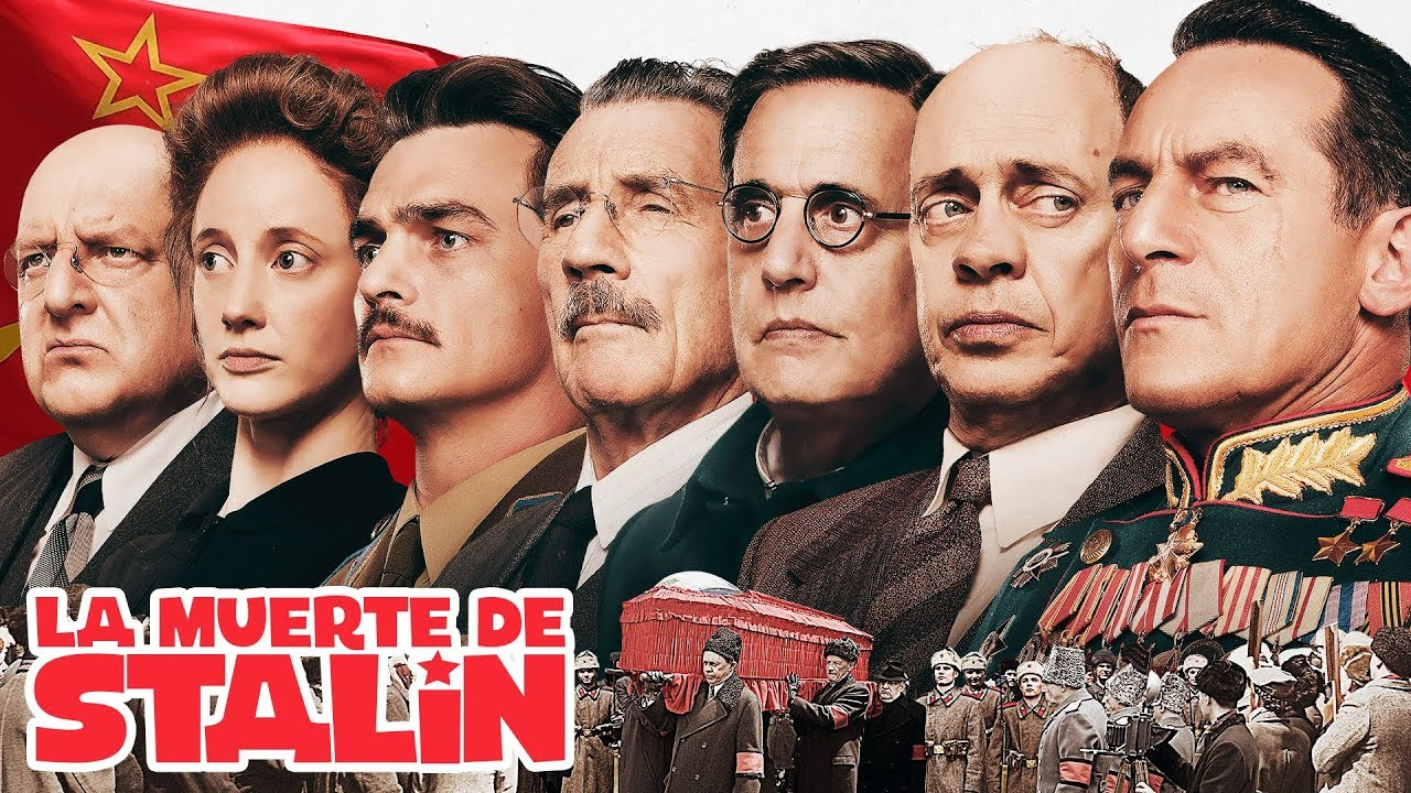 La Muerte de Stalin (The Death of Stalin) – Soundtrack, Tráiler