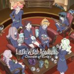 Little Witch Academia: Chamber of Time (PC, PS4) – Tráiler