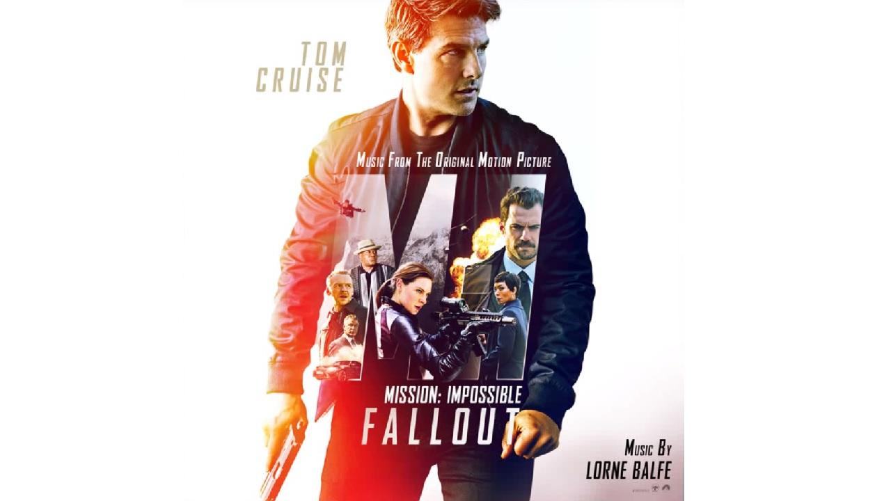 Misión: Imposible – Repercusión (Mission: Impossible – Fallout) – Soundtrack, Tráiler