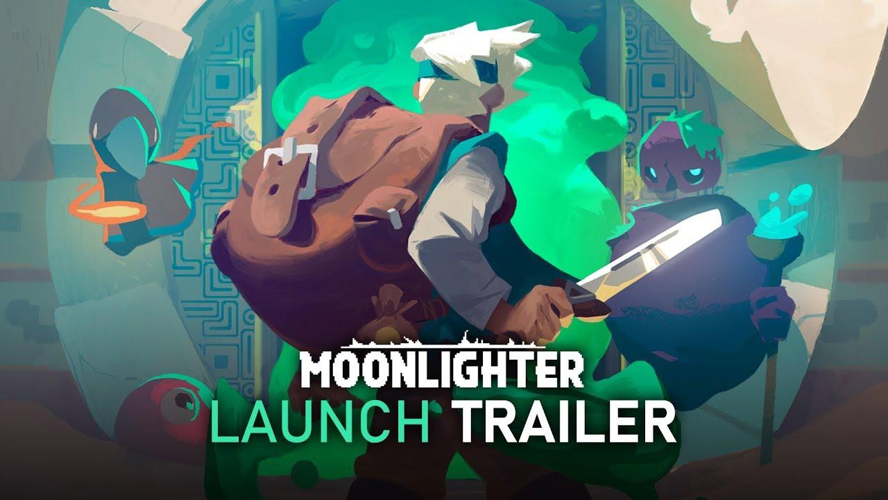 Moonlighter (PC, PS4, XB1) – Soundtrack, Tráiler