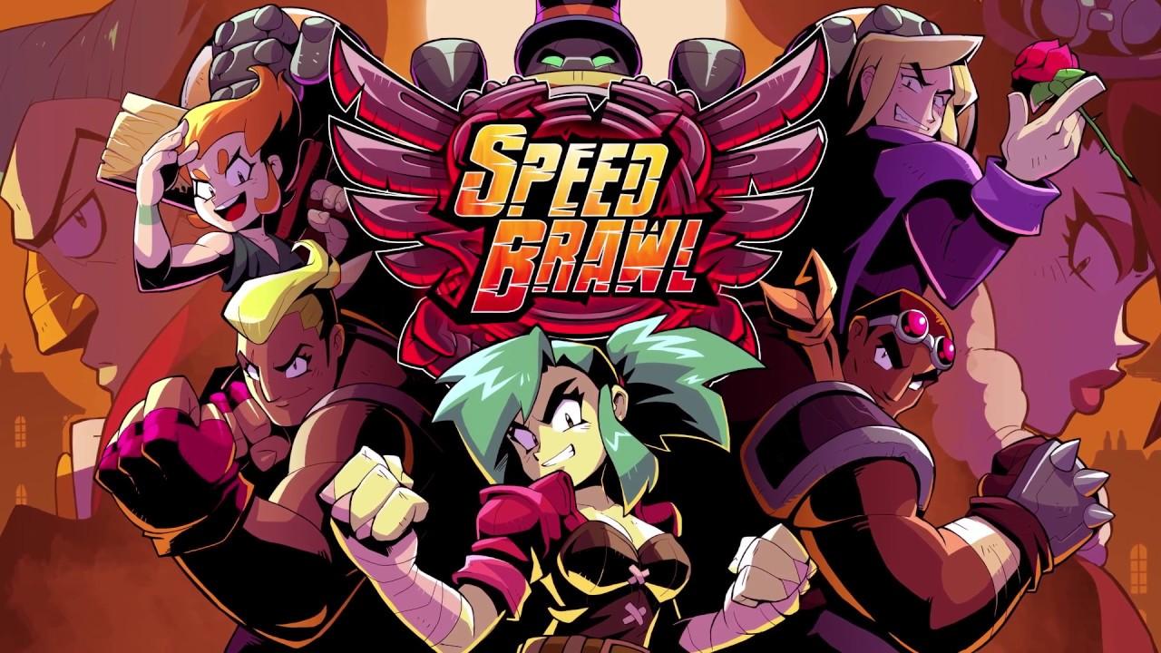 Speed Brawl (PC, PS4, Switch, XB1) – Tráiler