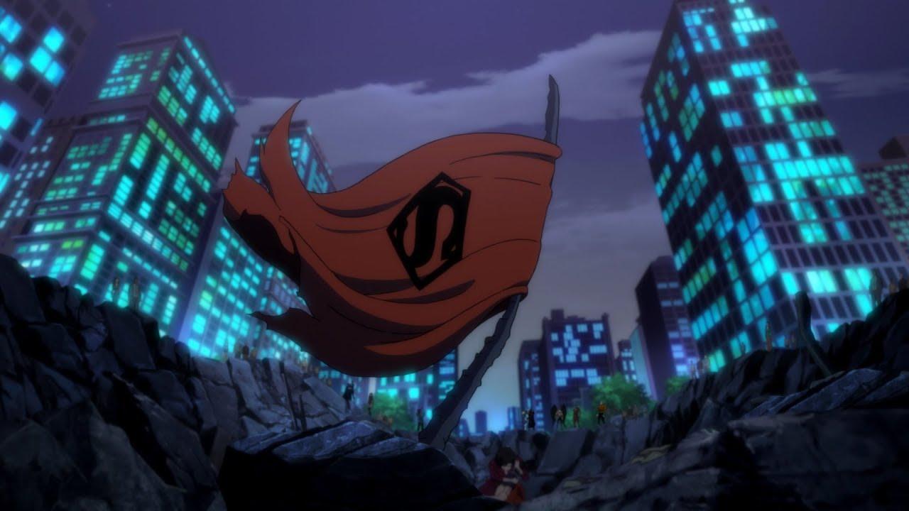 La Muerte de Superman (The Death of Superman) – Tráiler