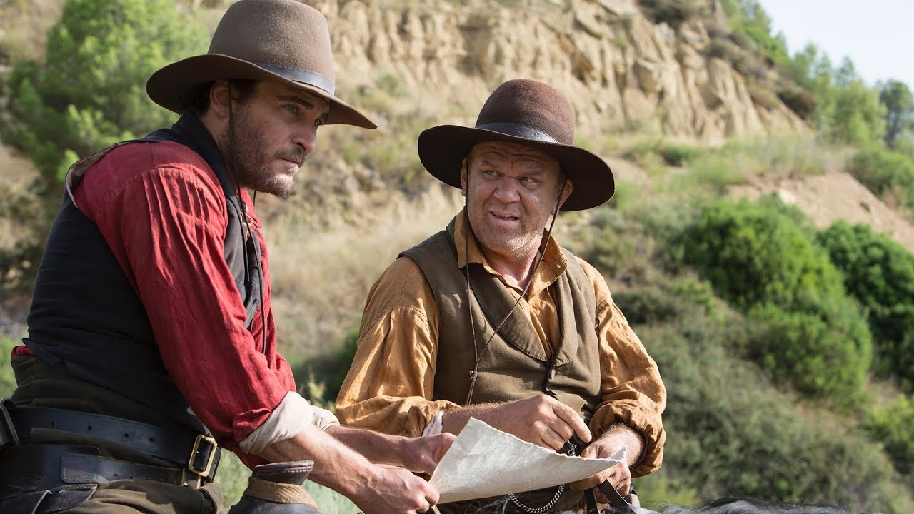 The Sisters Brothers – Soundtrack, Tráiler