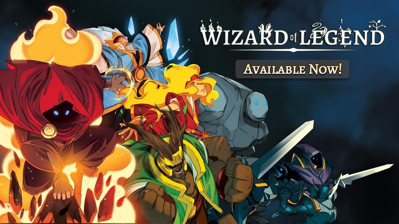 Wizard of Legend (PC, PS4, Switch, XB1) – Soundtrack, Tráiler