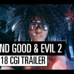 Beyond Good and Evil 2 (PC, PS4, XB1) – Tráiler