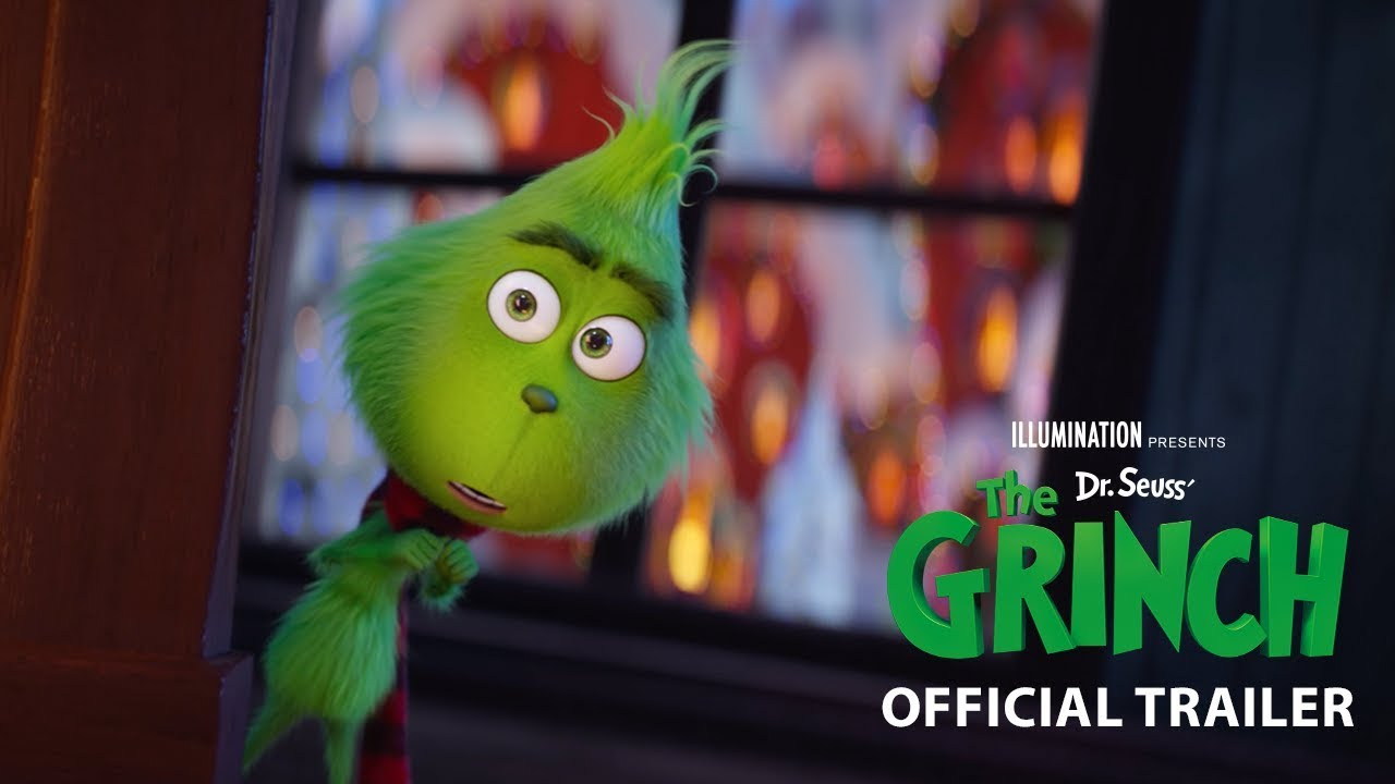 El Grinch (Dr. Seuss' The Grinch) – Tráiler