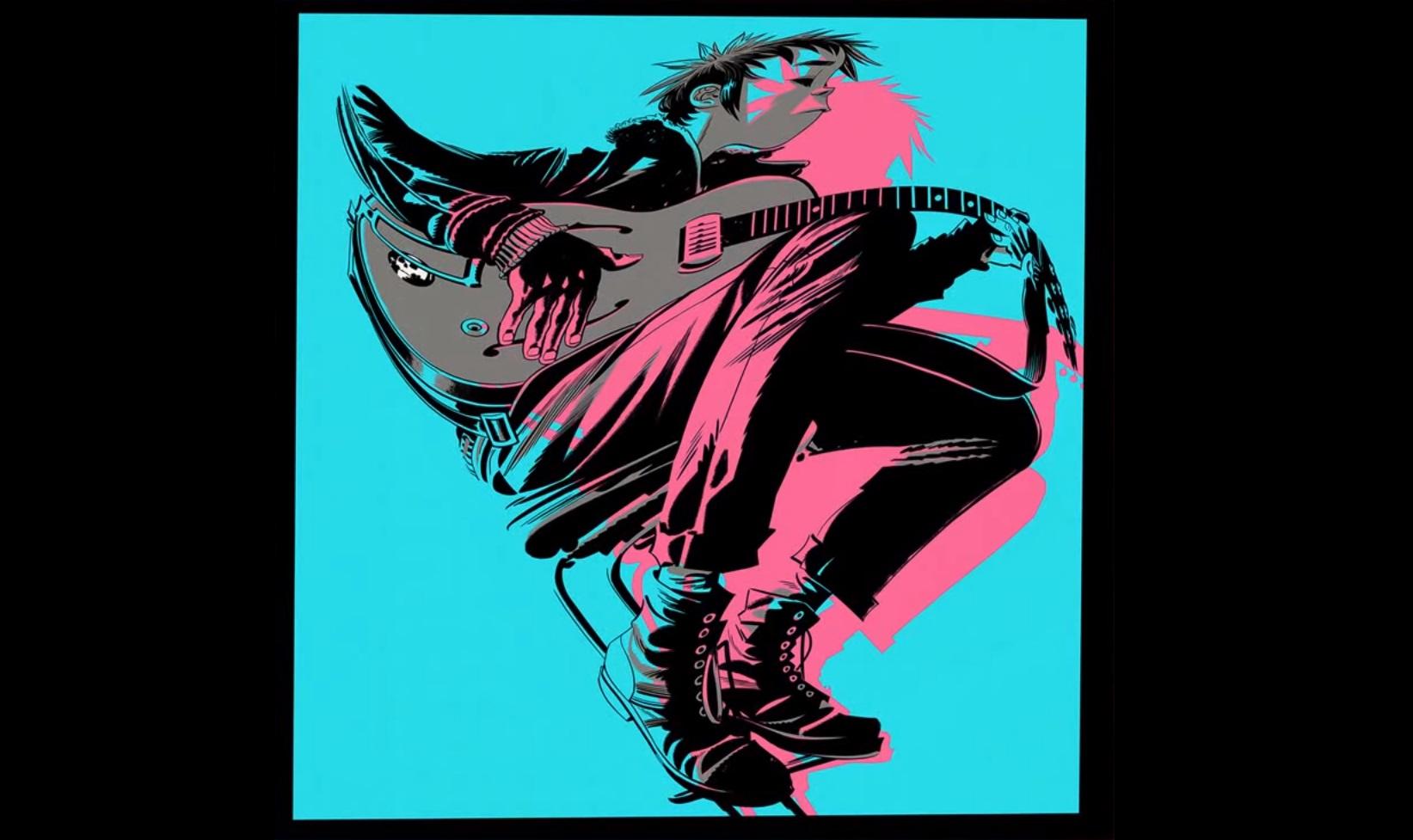 Gorillaz – Discografía (2001-2018)