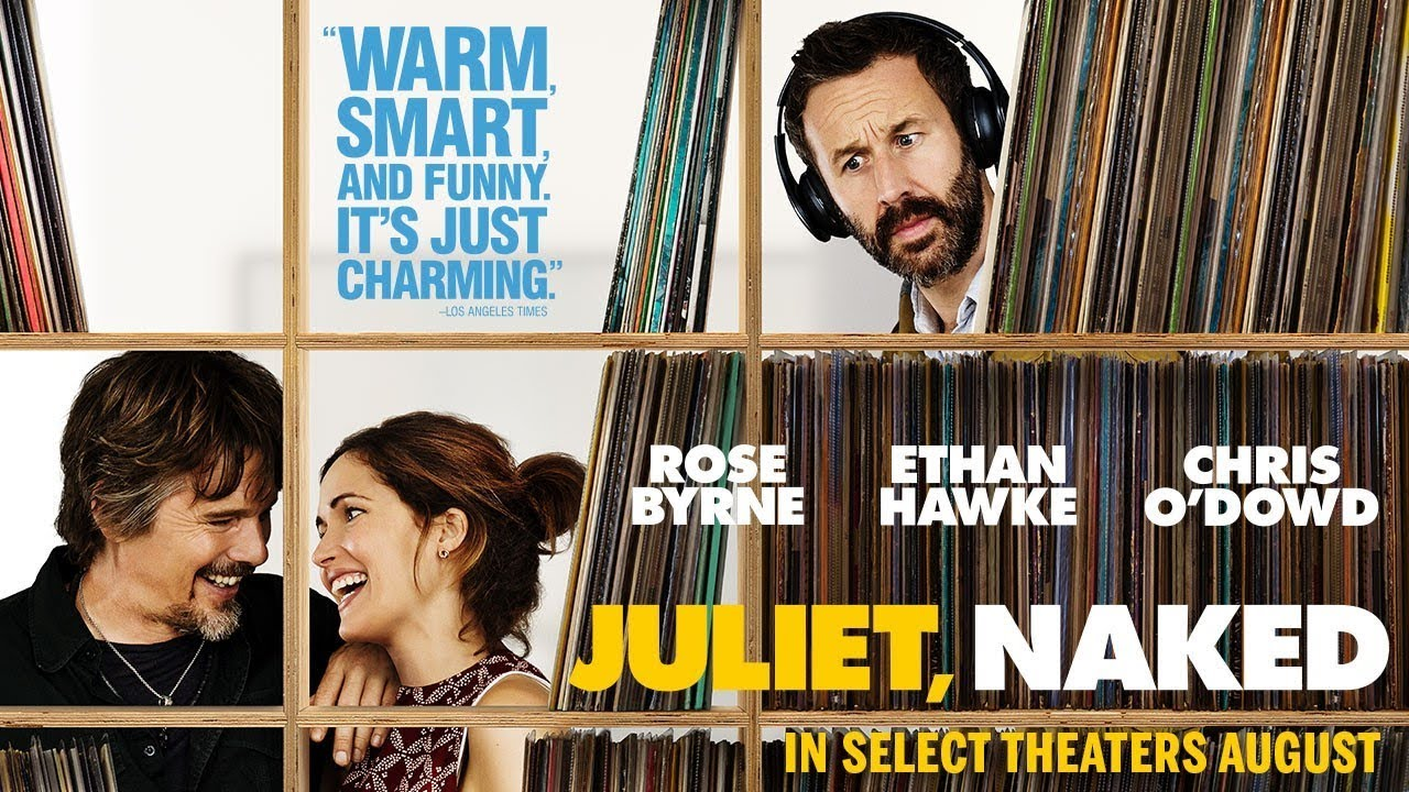 Amor de Vinilo (Juliet, Naked) – Soundtrack, Tráiler