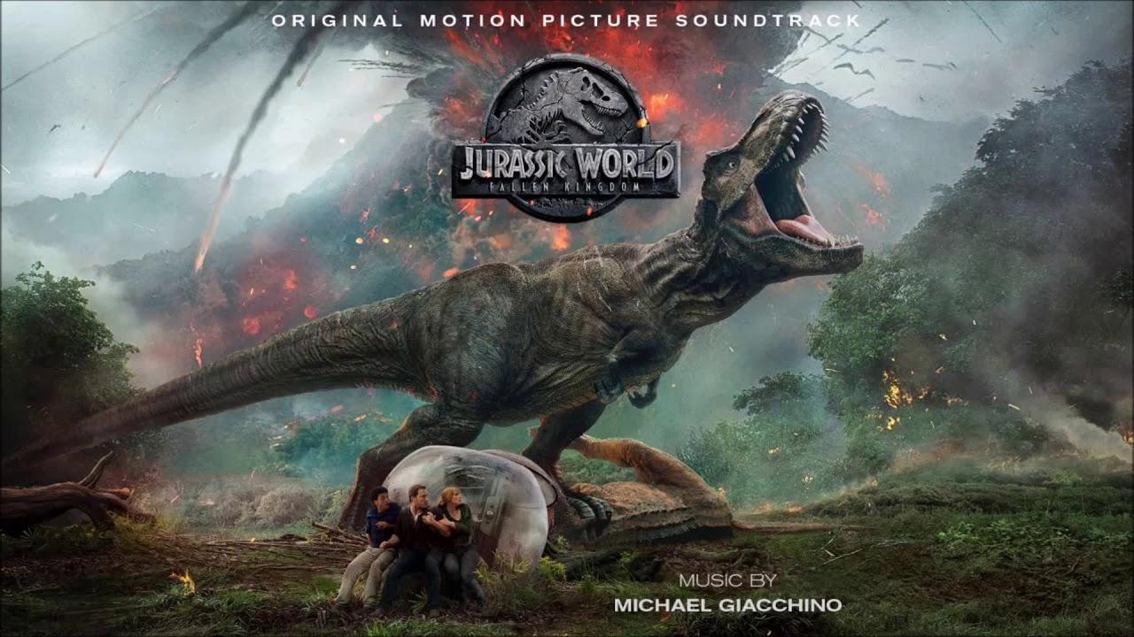 Jurassic World El Reino Caído Jurassic World Fallen Kingdom Soundtrack Tráiler Dosis Media