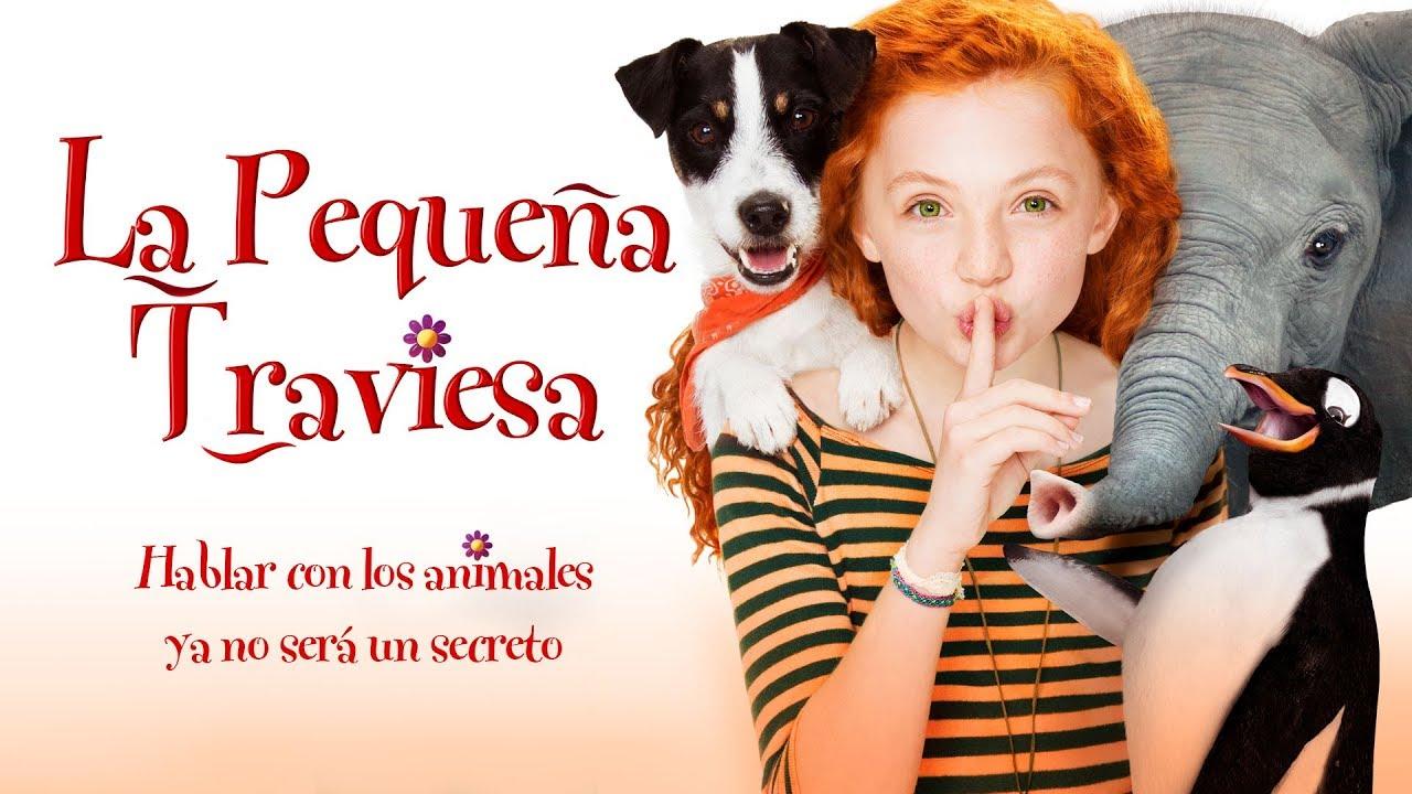 La Pequeña Traviesa (Liliane Susewind: Ein tierisches Abenteuer) – Soundtrack, Tráiler