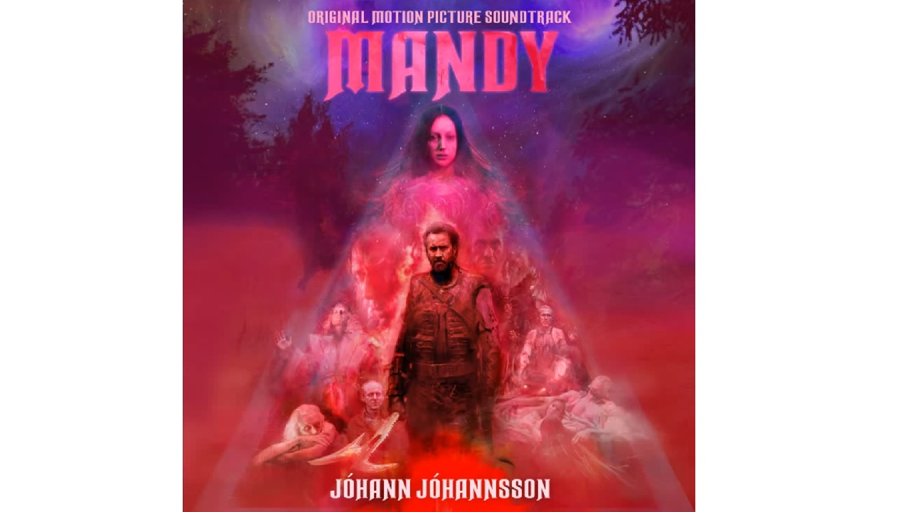 Mandy – Soundtrack, Tráiler
