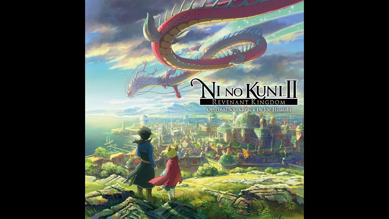 Ni no Kuni II: Revenant Kingdom (PC, PS4) – Soundtrack, Tráiler