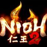 Nioh 2 (PS4) – Tráiler