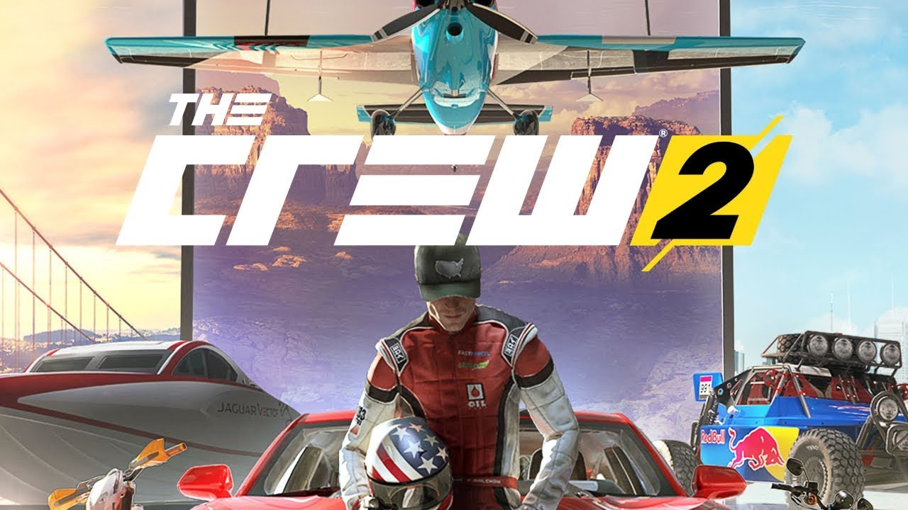 The Crew 2 (PC, PS4, XB1) – Soundtrack, Tráiler