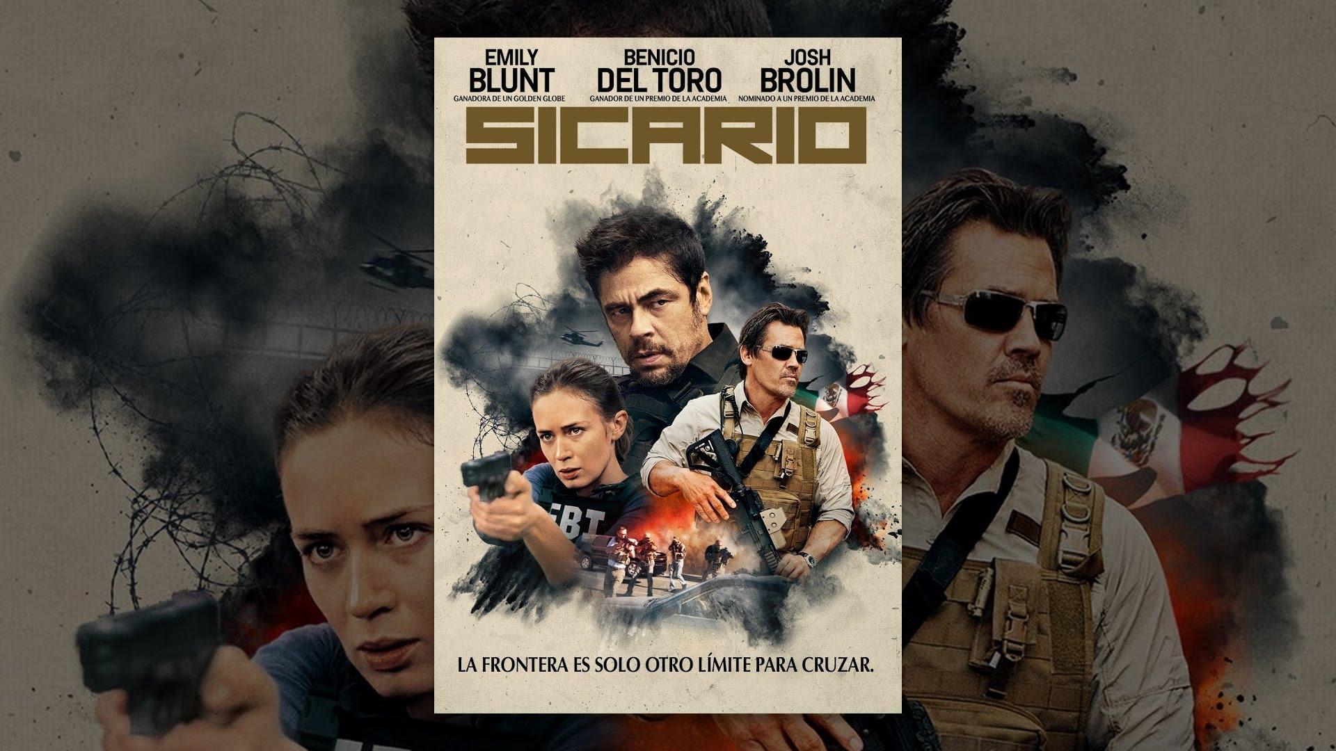 Tierra de nadie: Sicario – Soundtrack, Tráiler