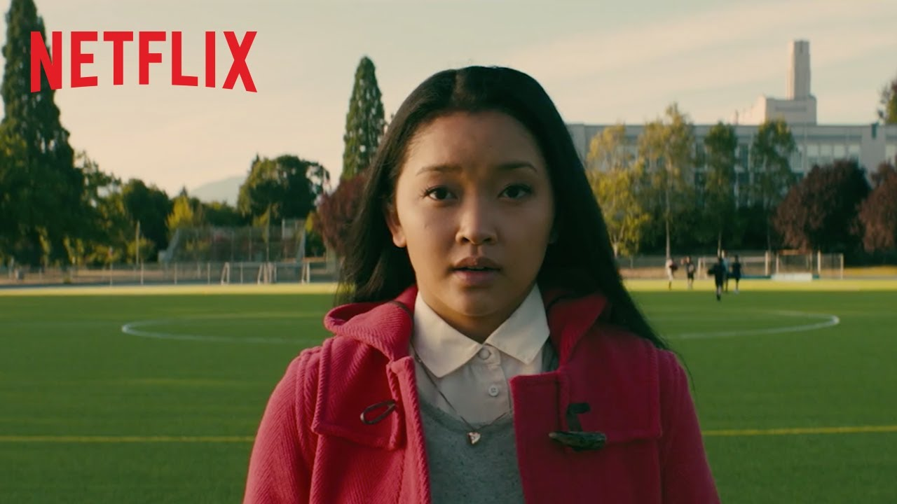 A todos los chicos de los que me enamoré (To All the Boys I've Loved Before) – Soundtrack, Tráiler