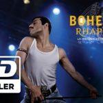 Bohemian Rhapsody: La Historia de Freddie Mercury – Soundtrack, Tráiler