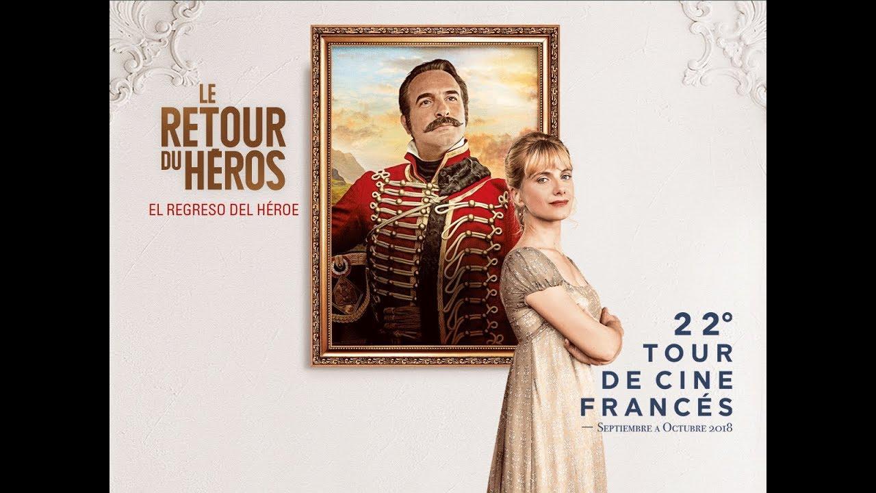 El regreso del héroe (Le Retour du héros) – Soundtrack, Tráiler
