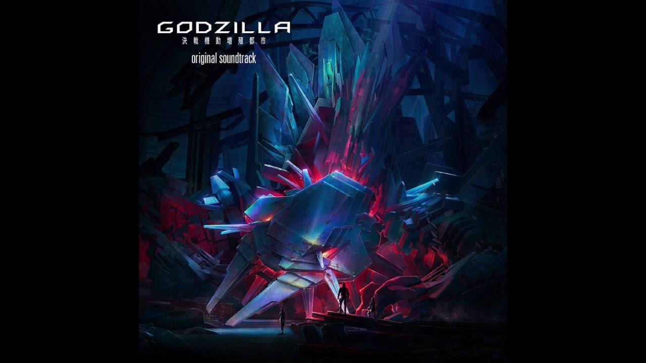 Godzilla: Ciudad al filo de la batalla (Gojira: Kessen Kido Zoshoku Toshi) – Soundtrack, Tráiler