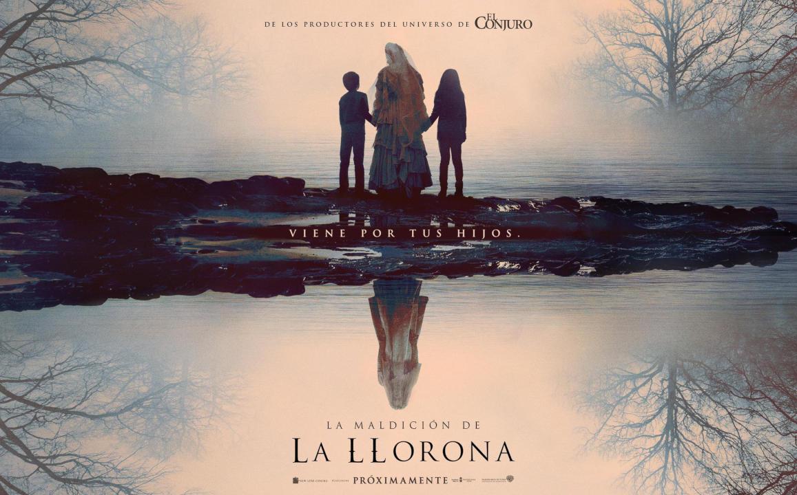 La Maldición de la Llorona (The Curse of La Llorona) – Tráiler