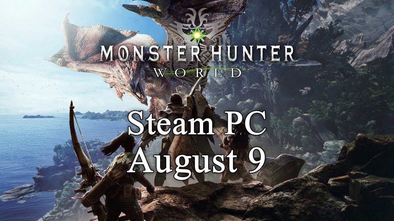 Monster Hunter: World (PC, PS4, XB1) – Soundtrack, Tráiler
