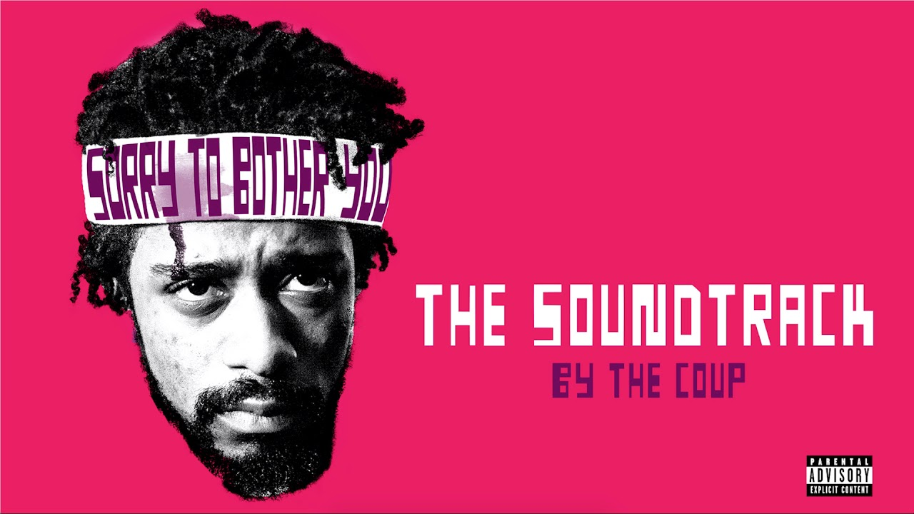 Sorry to Bother You – Soundtrack, Tráiler