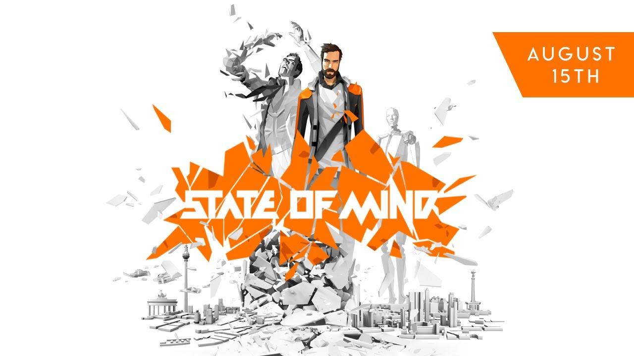 State of Mind (PC, PS4, XB1) – Soundtrack, Tráiler