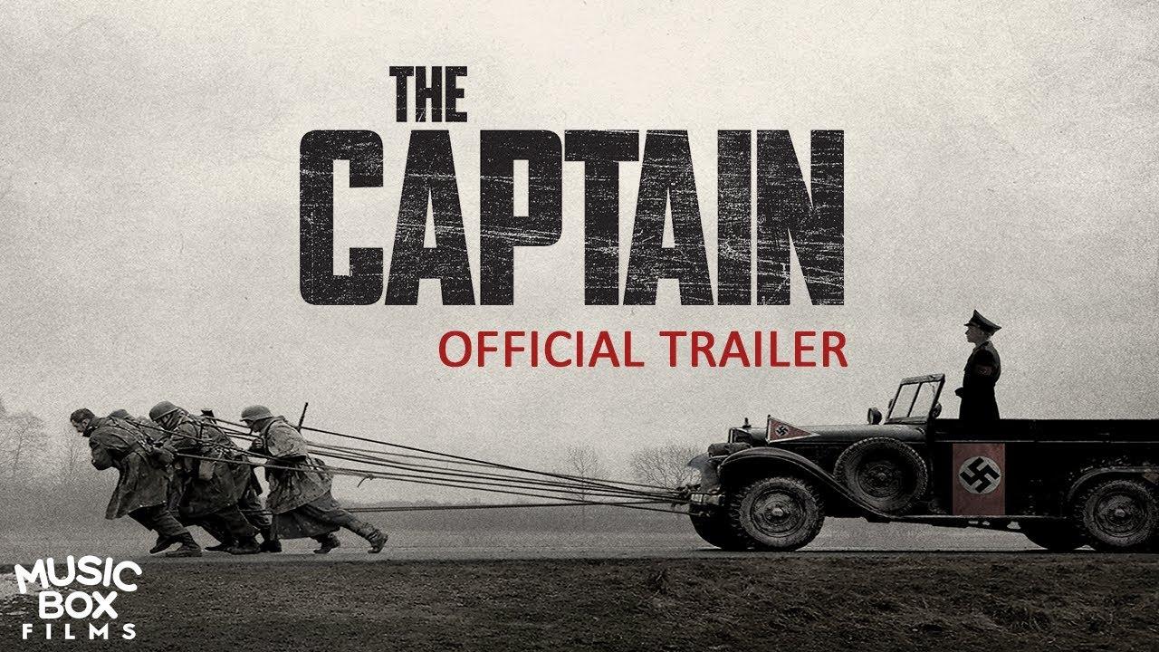 The Captain (Der Hauptmann) – Soundtrack, Tráiler
