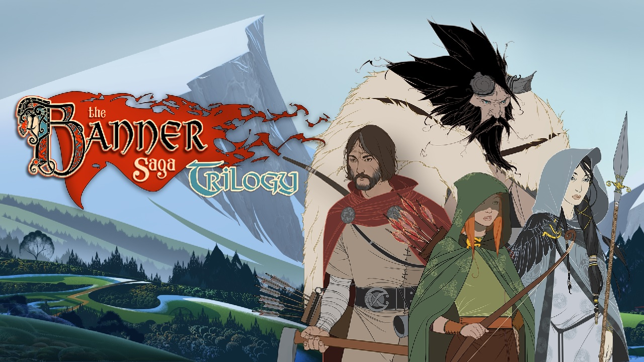 The Banner Saga Trilogy (PC, PS4, Switch, XB1) – Soundtrack, Tráiler