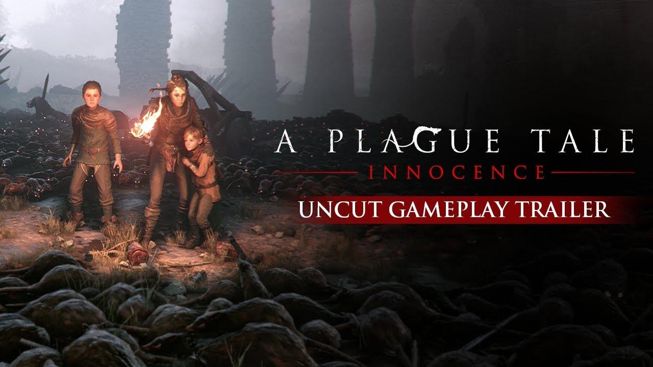 A Plague Tale: Innocence (PC, PS4, XB1) – Tráiler