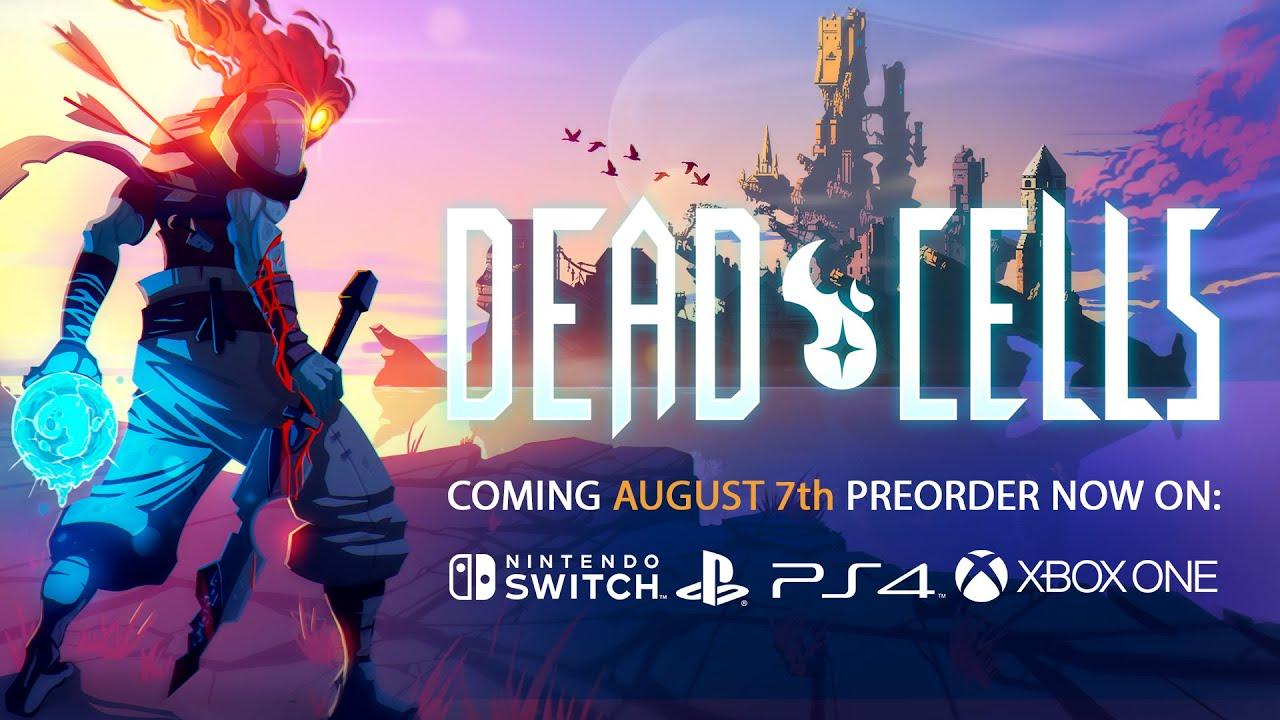 Dead Cells (PC, PS4, Switch, XB1) – Soundtrack, Tráiler