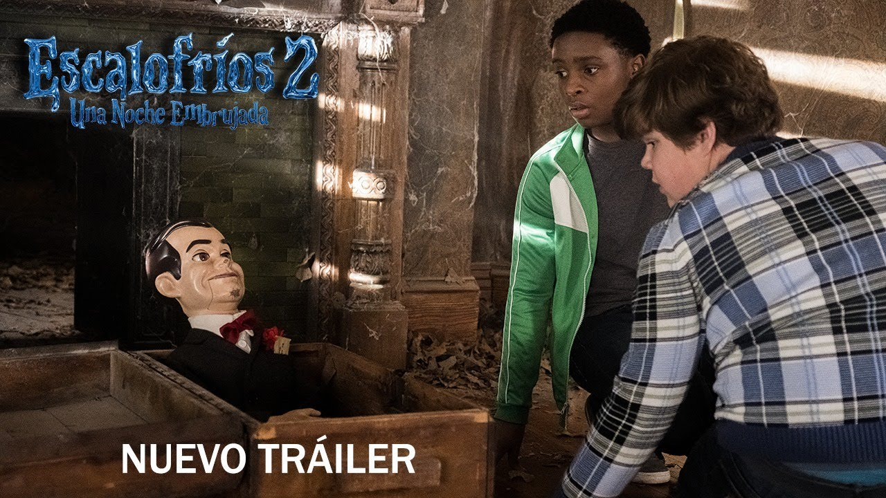 Escalofríos 2: Una Noche Embrujada (Goosebumps 2: Haunted Halloween) – Tráiler