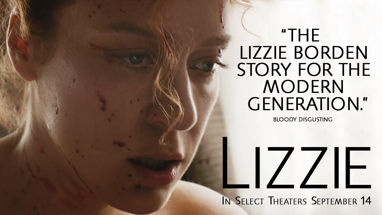 El Asesinato de la Familia Borden (Lizzie) – Soundtrack, Tráiler