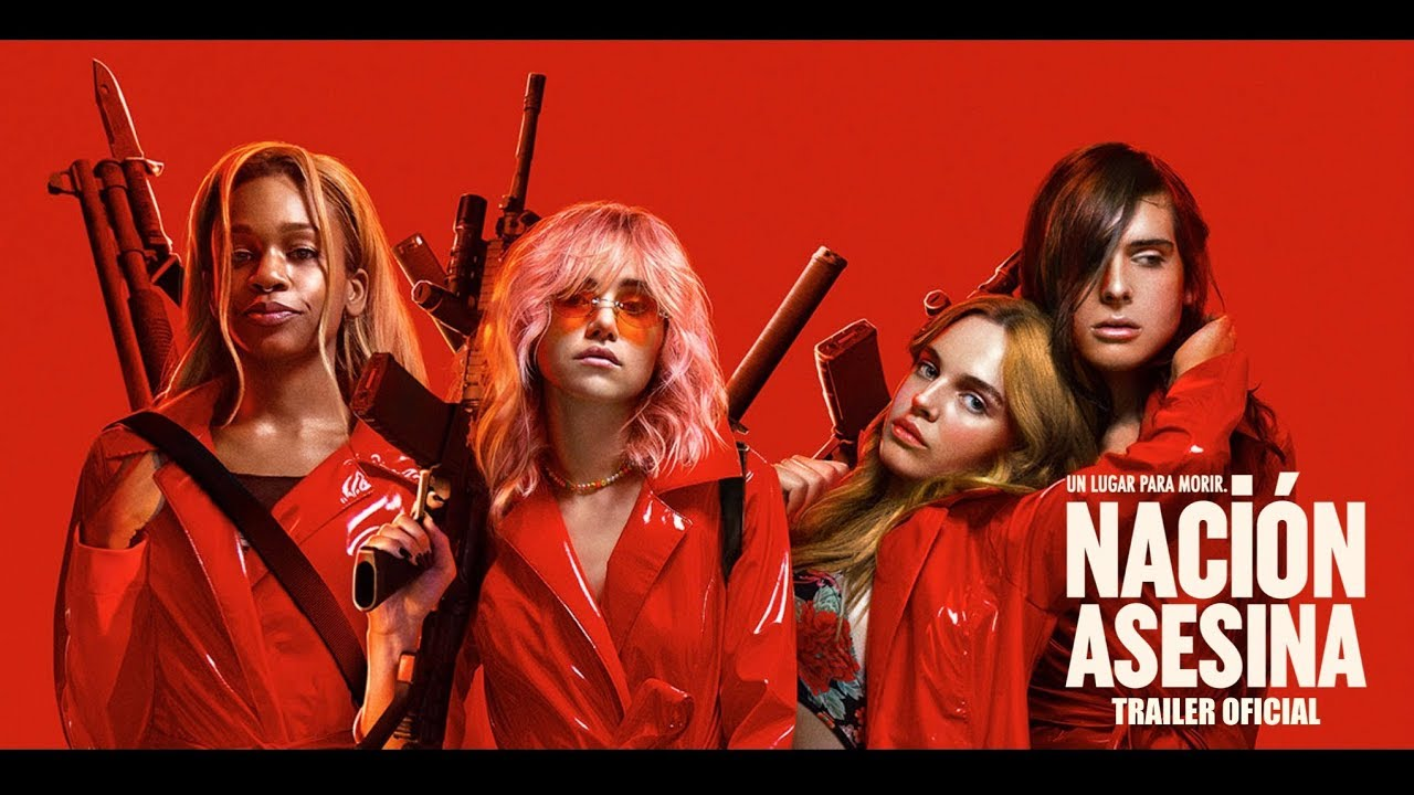Nación Asesina (Assassination Nation) – Soundtrack, Tráiler