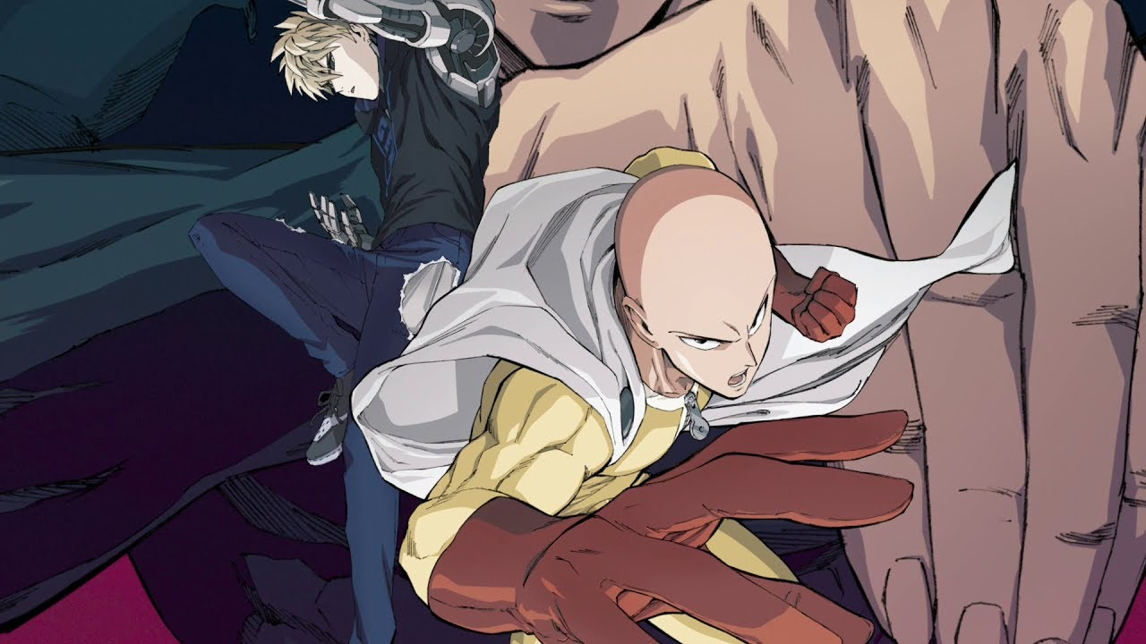 One Punch Man (Anime) – Soundtrack, Tráiler