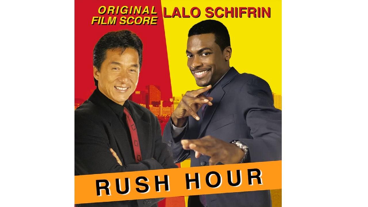 Una Pareja Explosiva (Rush Hour), Filme de 1998 – Soundtrack