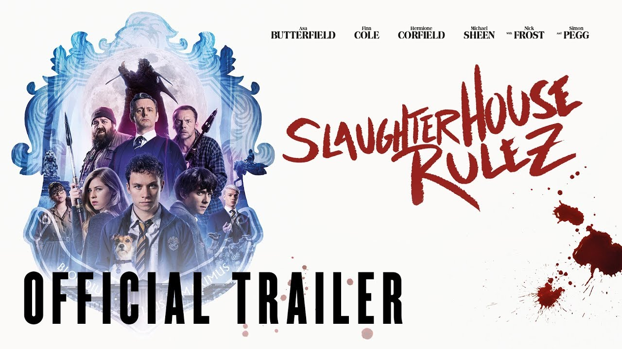 Slaughterhouse Rulez – Soundtrack, Tráiler