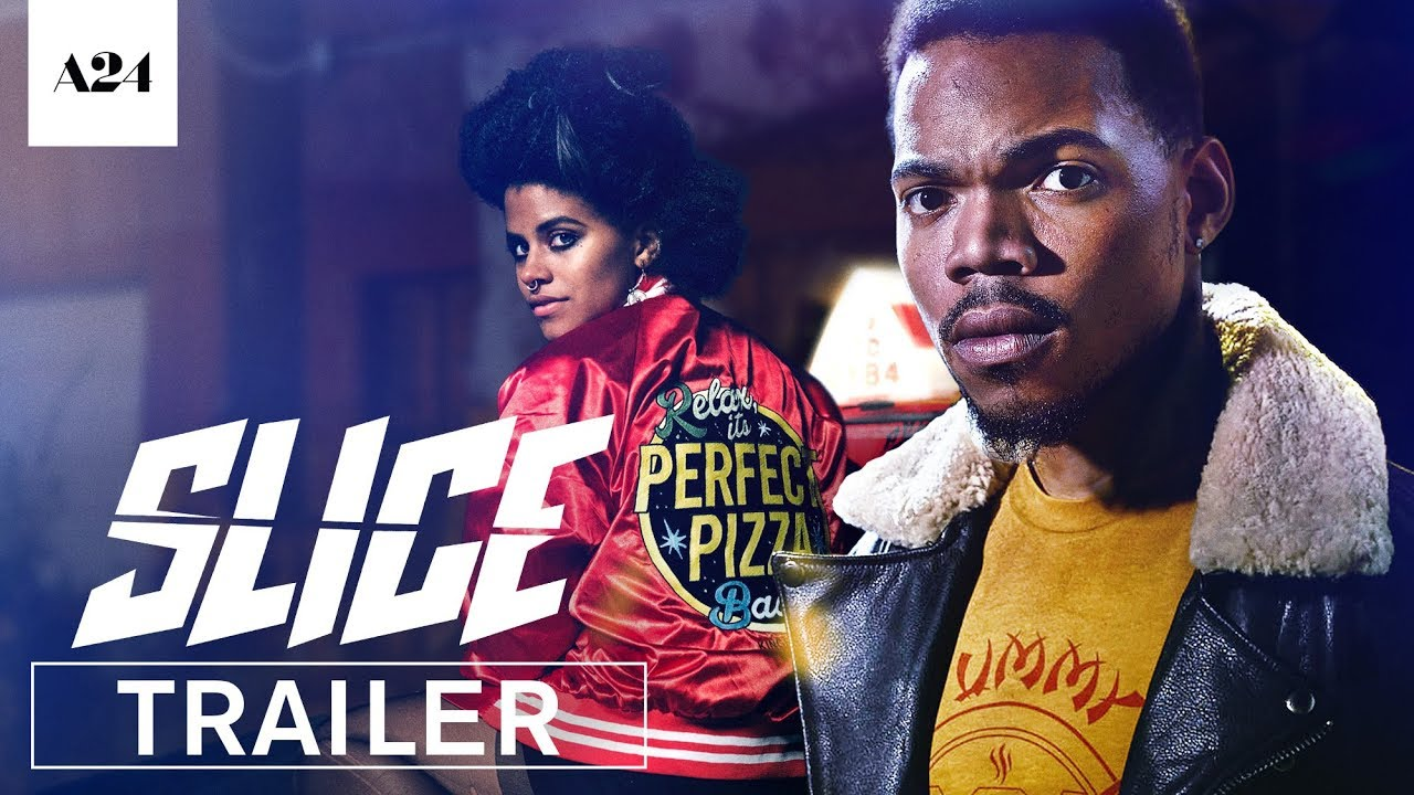 Slice – Soundtrack, Tráiler
