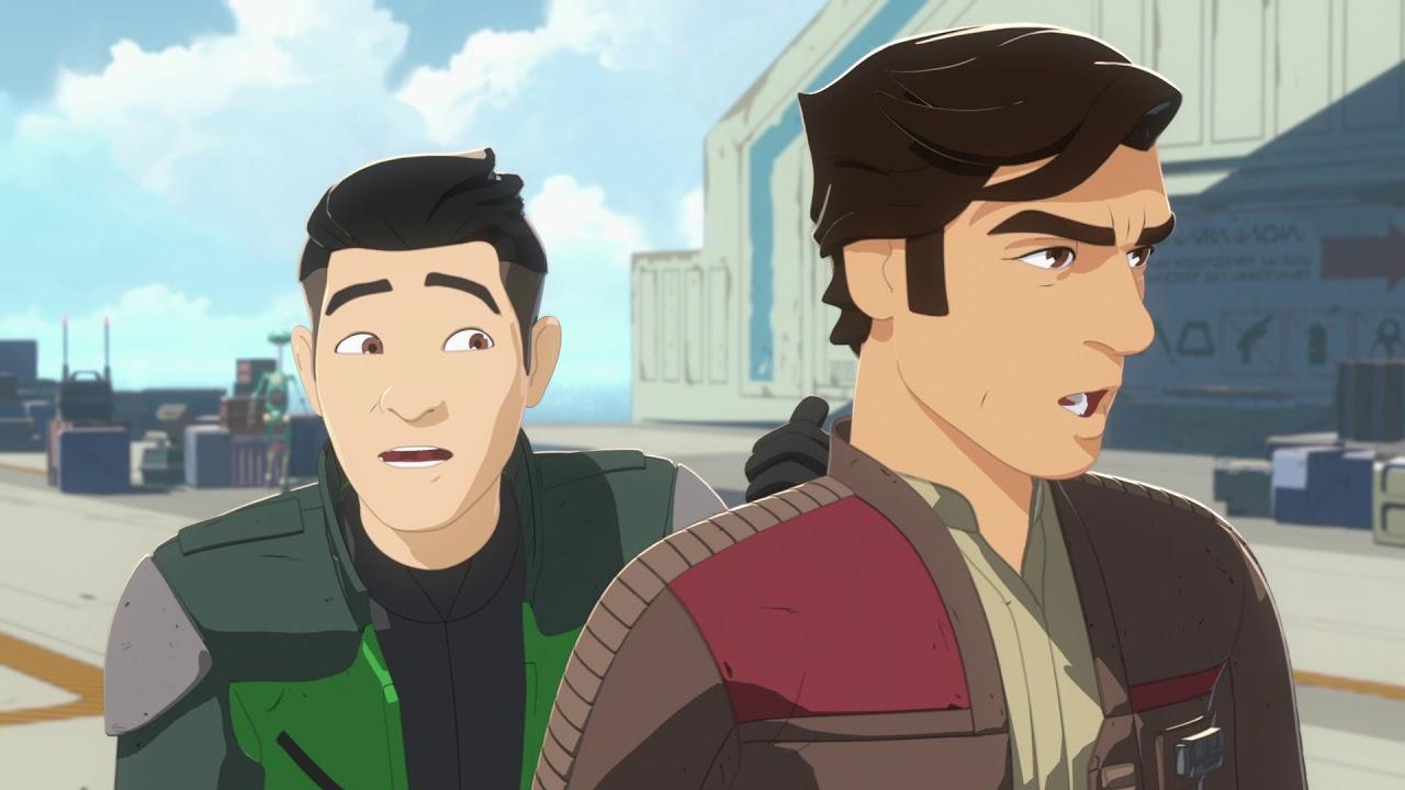Star Wars Resistance (Serie de TV) – Tráiler