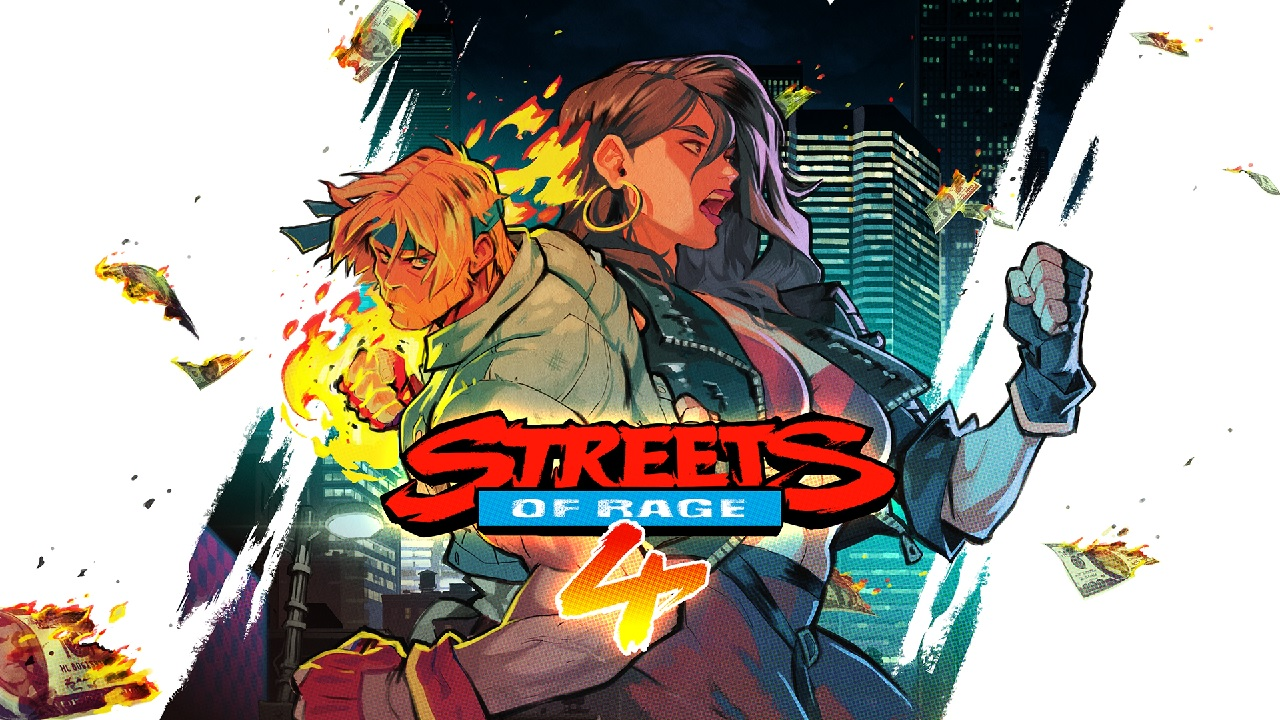 Streets of Rage 4 – Tráiler