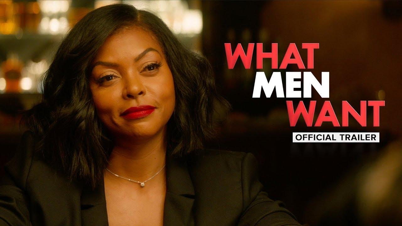 Lo que ellos quieren (What Men Want) – Soundtrack, Tráiler