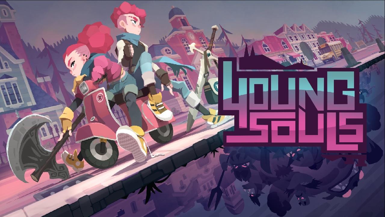 Young Souls – Tráiler