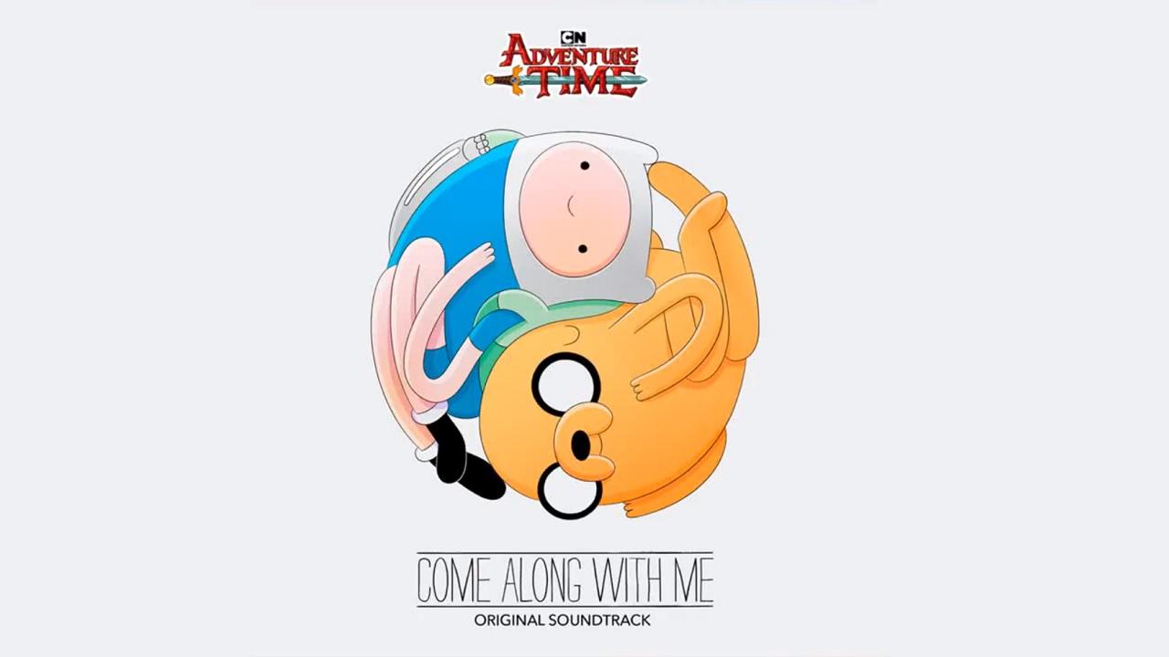 Hora de aventura (Adventure Time), Serie de TV – Soundtrack