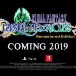 Final Fantasy Crystal Chronicles: Remastered Edition (PS4, Switch) – Tráiler