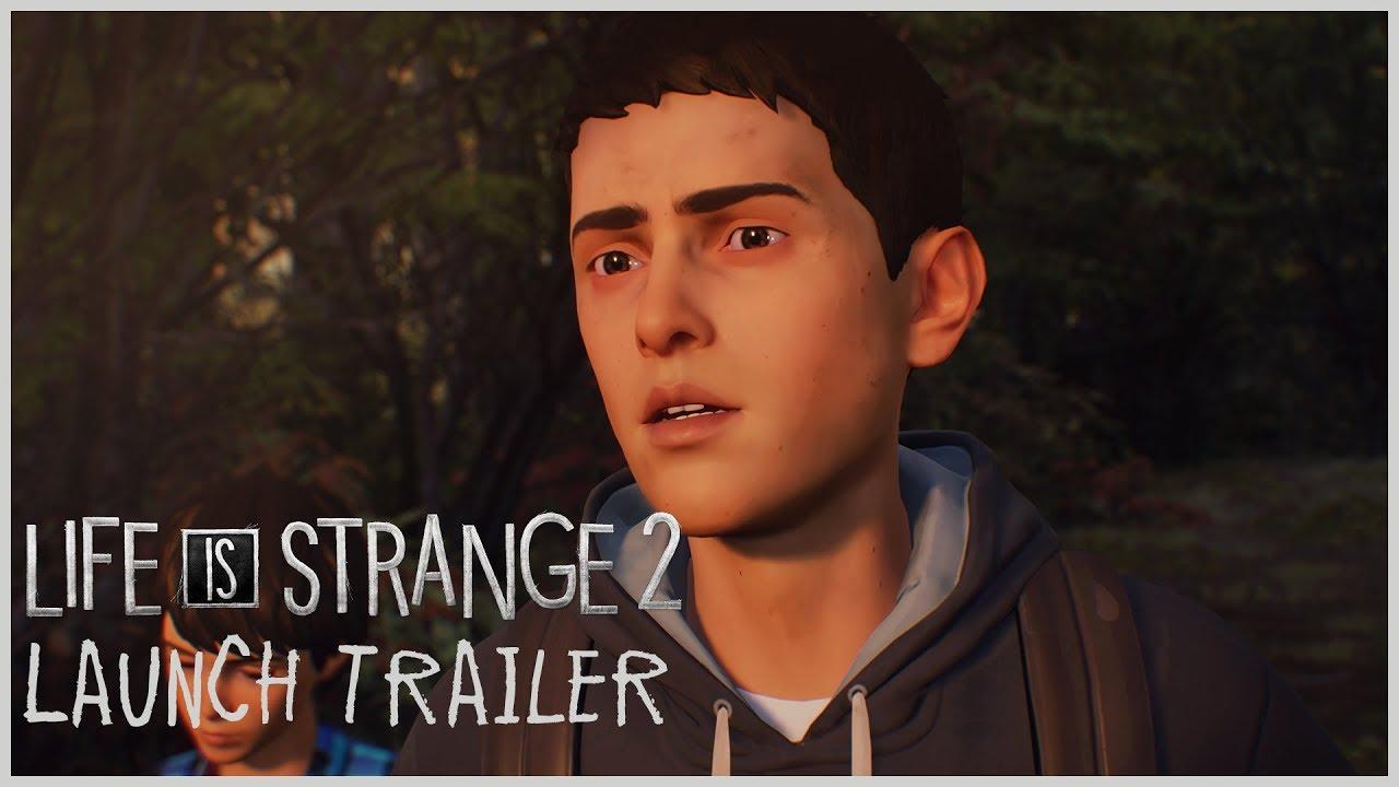 Life Is Strange 2 (PC, PS4, XB1) – Tráiler