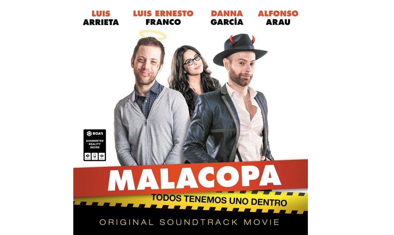 Malacopa – Soundtrack, Tráiler