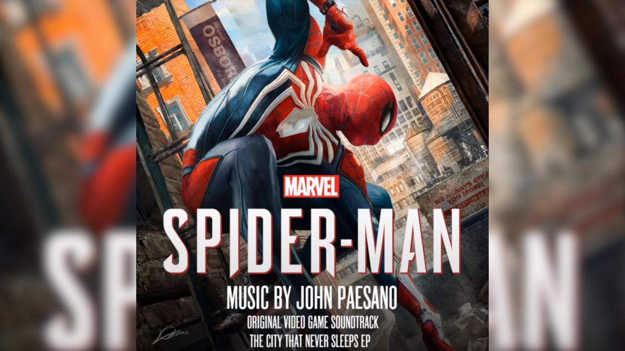 Marvel's Spider-Man (PS4) – Soundtrack, Tráiler