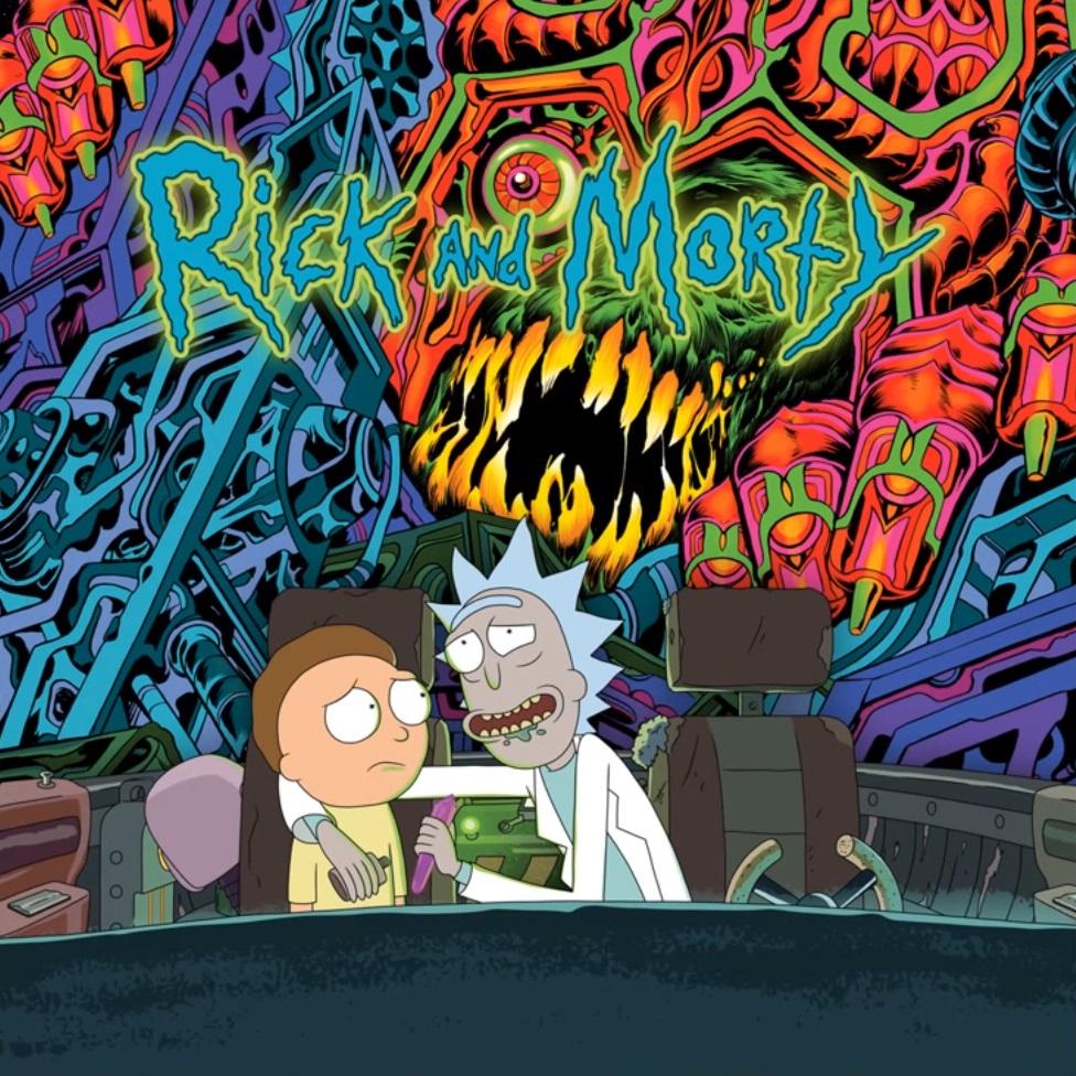 Rick y Morty (Rick and Morty), Serie de TV – Soundtrack