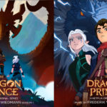 Príncipe de los dragones (The Dragon Prince), Serie de TV – Soundtrack, Tráiler