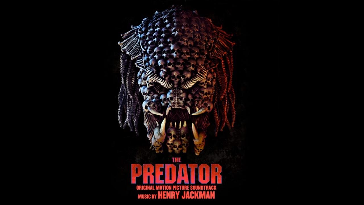 El Depredador (The Predator) – Soundtrack, Tráiler